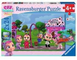 Puzzle 2x24 elemety Cry Babies Magic Tears (GXP-733077)