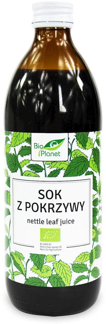 Sok z Pokrzywy BIO 500ml - Bio Planet