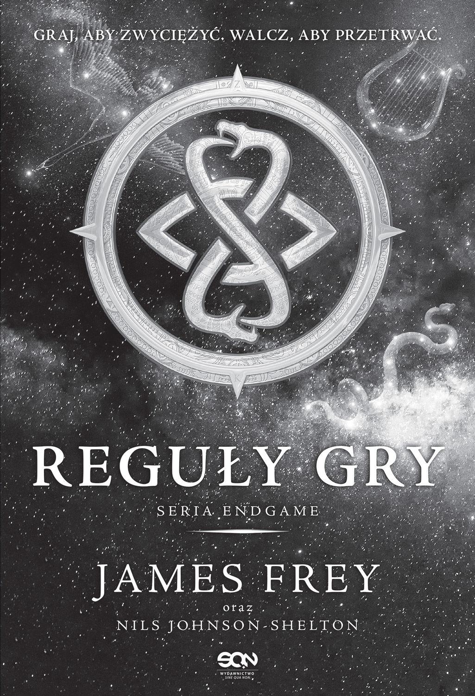 Endgame. Tom 3. Reguły Gry - James Frey - ebook