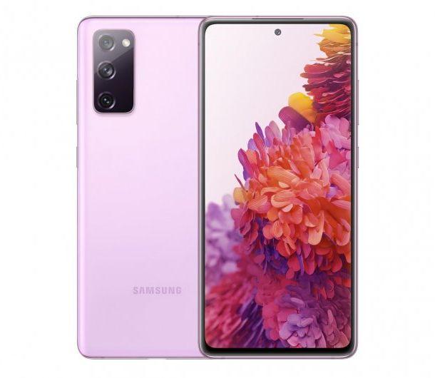 Samsung Galaxy S20 FE 5G LAVENDOWY/LAVENDAR SM-G781BLVDEUE