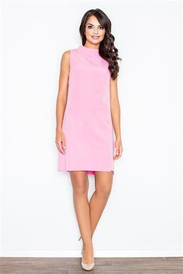 Sukienka Felicita M299 jasny roz