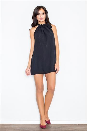 Sukienka Fifi M065 Czarna