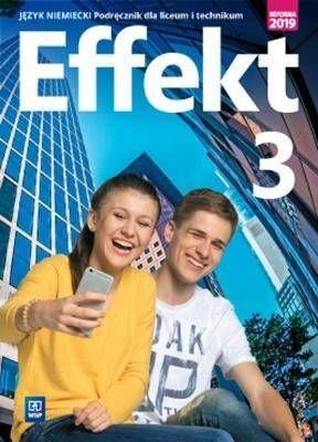 Effekt 3. Język niemiecki. Liceum i technikum. Podręcznik z kod QR - Anna Kryczyńska-Pham