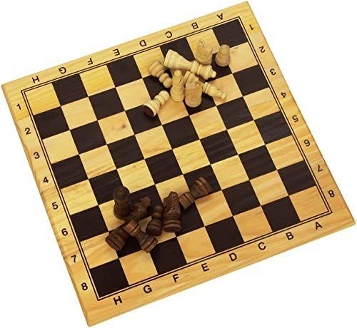 Weiblesspiel 150235 - szachownica, 29 x 29 cm