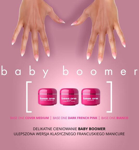 Zestaw Silcare Baby Boomer 3x 5 g