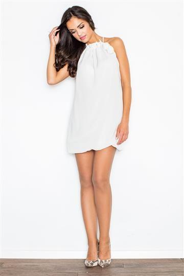 Sukienka Fifi M065 Ecru