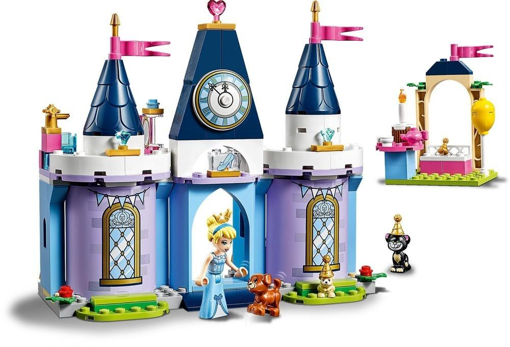 LEGO Disney Princess - Przyjęcie w zamku Kopciuszka 43178