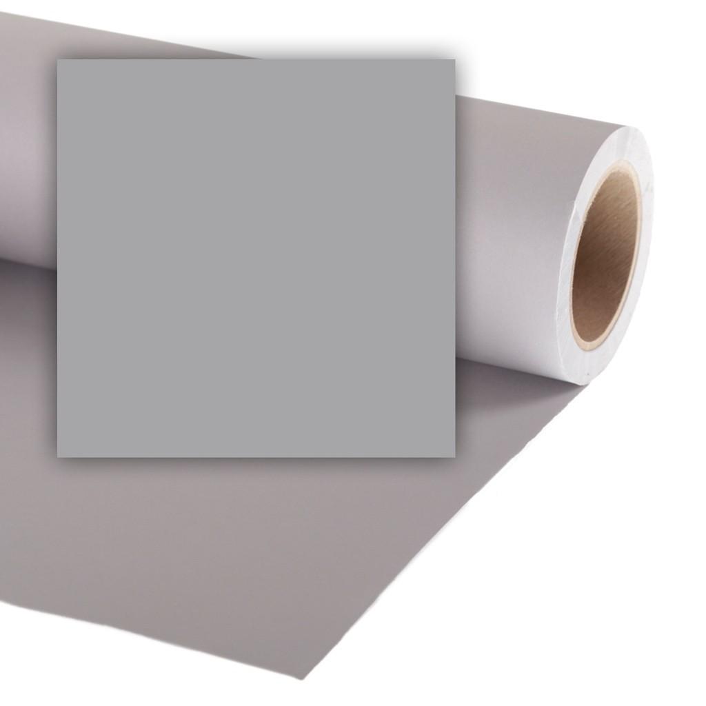 Colorama CO505 Storm Grey - tło fotograficzne 1,35m x 11m