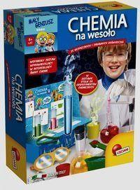 Mały geniusz Chemia na wesoło - Lisciani