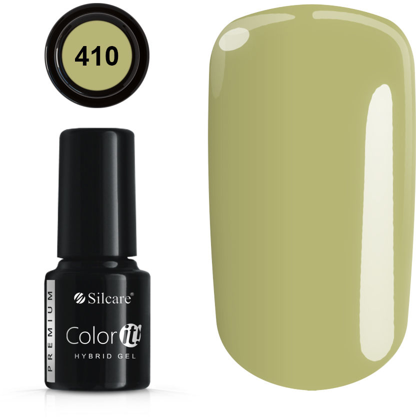 Color IT Premium Lakiery Hybrydowe - Linia Moro 6 g