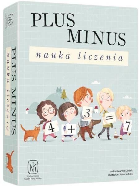 Gra Plus minus Nauka liczenia - Marcin Dudek