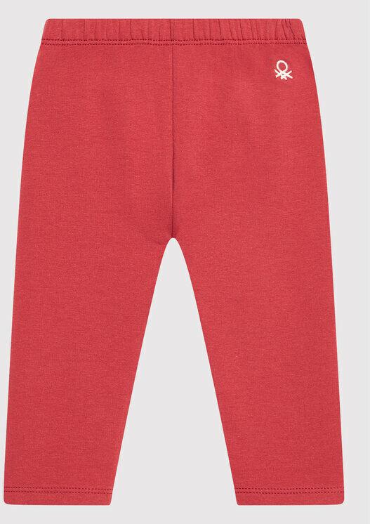 Legginsy 35Q2I0508 Różowy Slim Fit