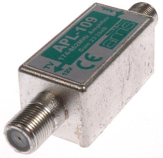 Wzmacniacz antenowy apl-109 - szybka dostawa lub możliwość odbioru w 39 miastach
