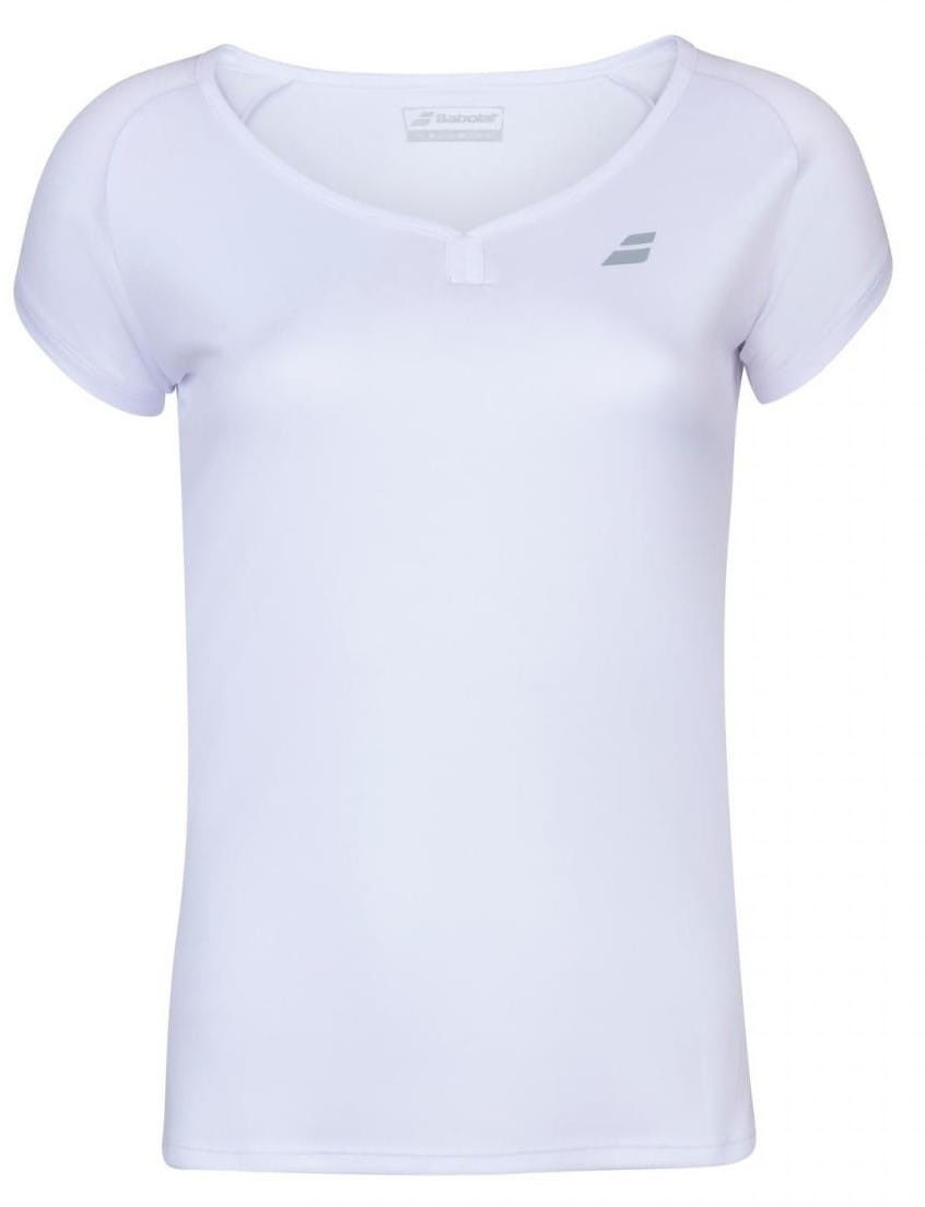 Babolat Play Cap Sleeve Top Women - white