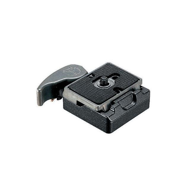 Manfrotto 323 - adapter do statywu na płytki prostokątne Manfrotto 323 - adapter do statywu na płytki prostokątne