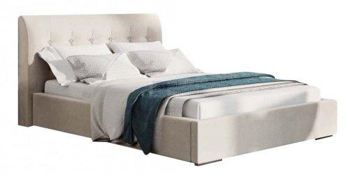 Łóżko tapicerowane Guana Lux z pojemnikiem New Design
