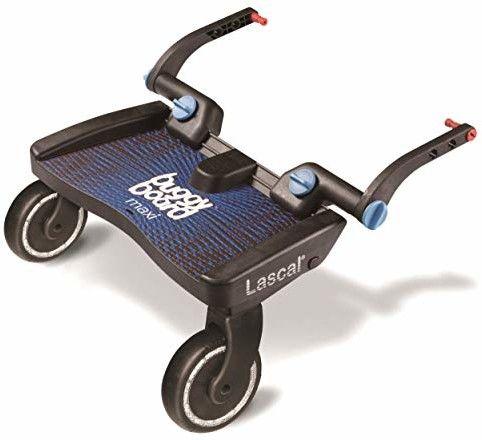 Lascal Buggy Board Maxi dostawka do wózka blue niebieska
