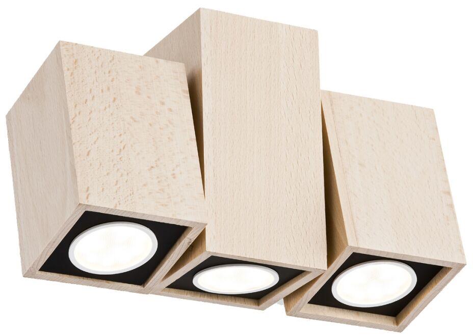 Oprawa sufitowa MONTREAL 1343 buk naturalny - Argon  Sprawdź kupony i rabaty w koszyku  Zamów tel  533-810-034
