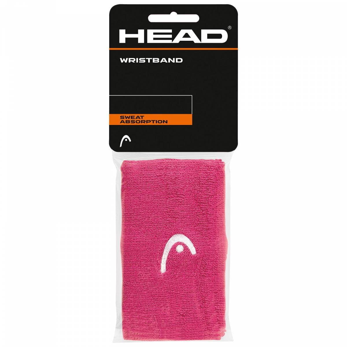 Head Frotki na nadgarstki 5'' - pink