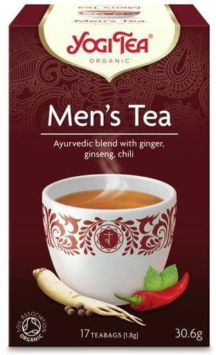 YOGI TEA  Dla Mężczyzny