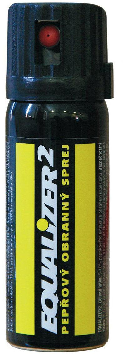 Gaz pieprzowy MS Equalizer 2 50 ml - strumień