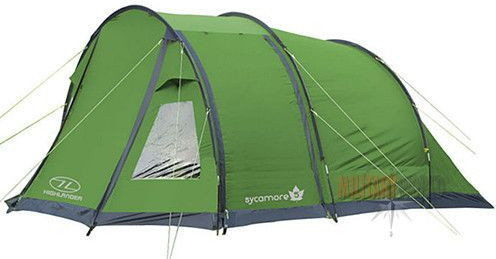 Highlander Namiot 5-osobowy Sycamore Zielony