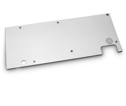 EK Water Blocks EK-Vector Strix RTX 2070 Backplate - Nickel