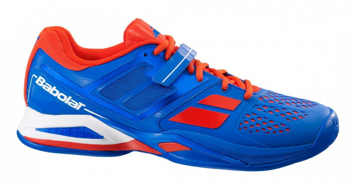Babolat Propulse Clay - blue/red
