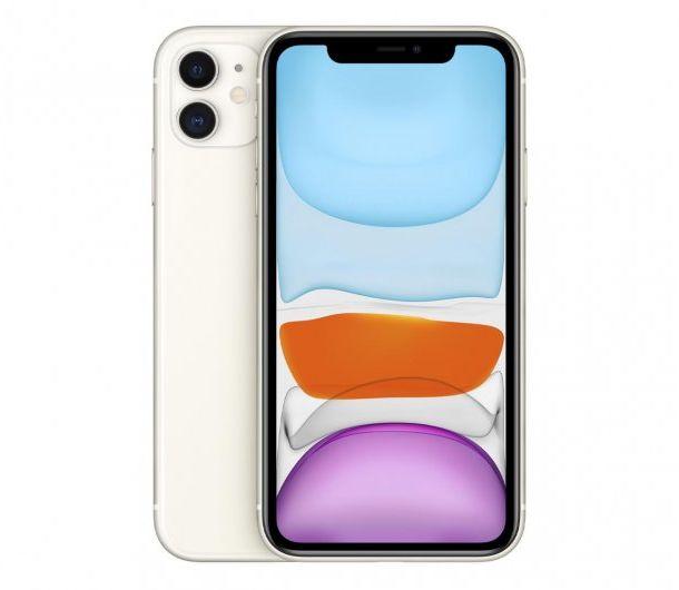 Apple iPhone 11 128GB Biały/White MHDN3PM/A