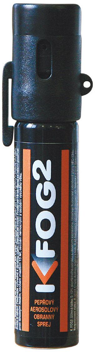 Gaz pieprzowy MS K Fog 2 20 ml - stożek