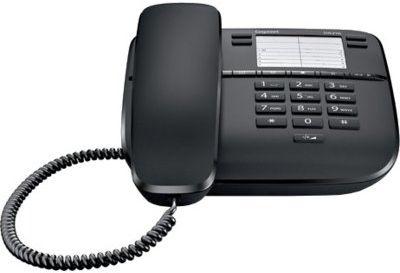 Telefon GIGASET DA310 Czarny