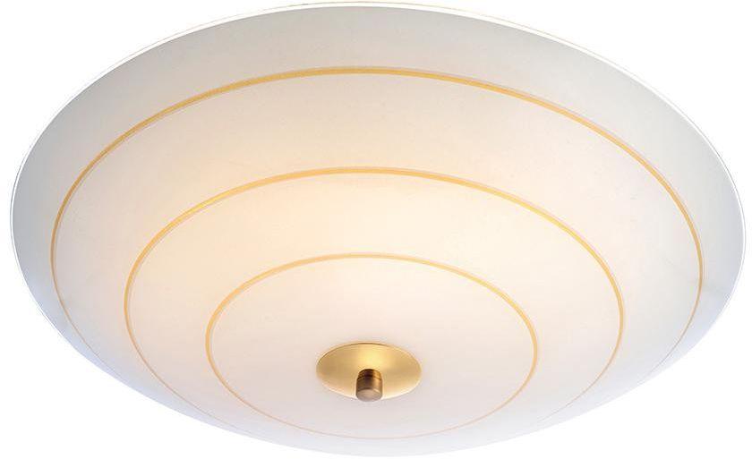 Plafon LYON 43 White/Gold 106123 - Markslojd  Napisz lub Zadzwoń - Otrzymasz kupon zniżkowy