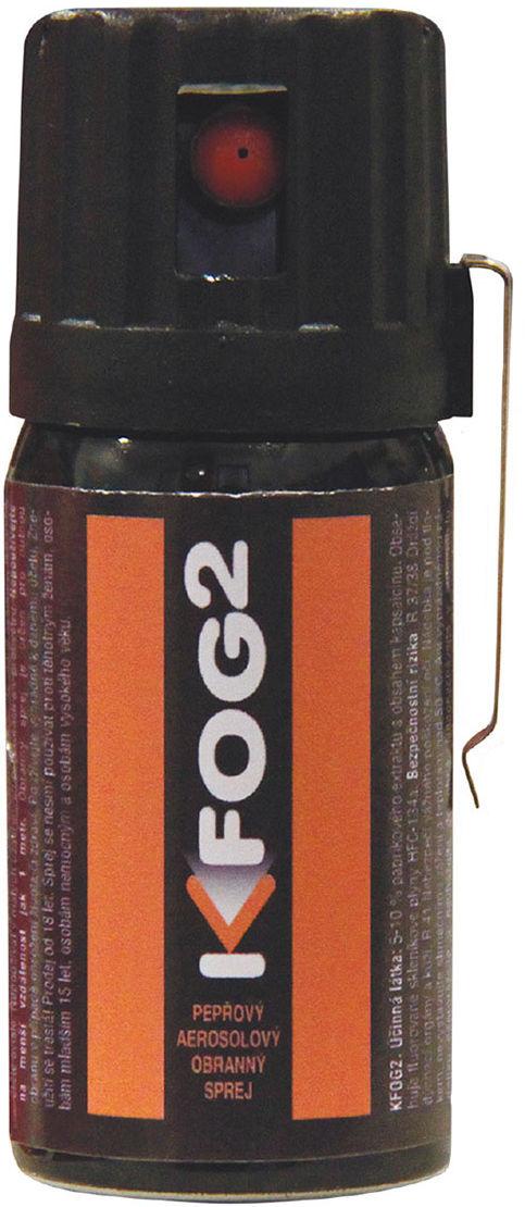 Gaz pieprzowy MS K Fog 2 40 ml - stożek
