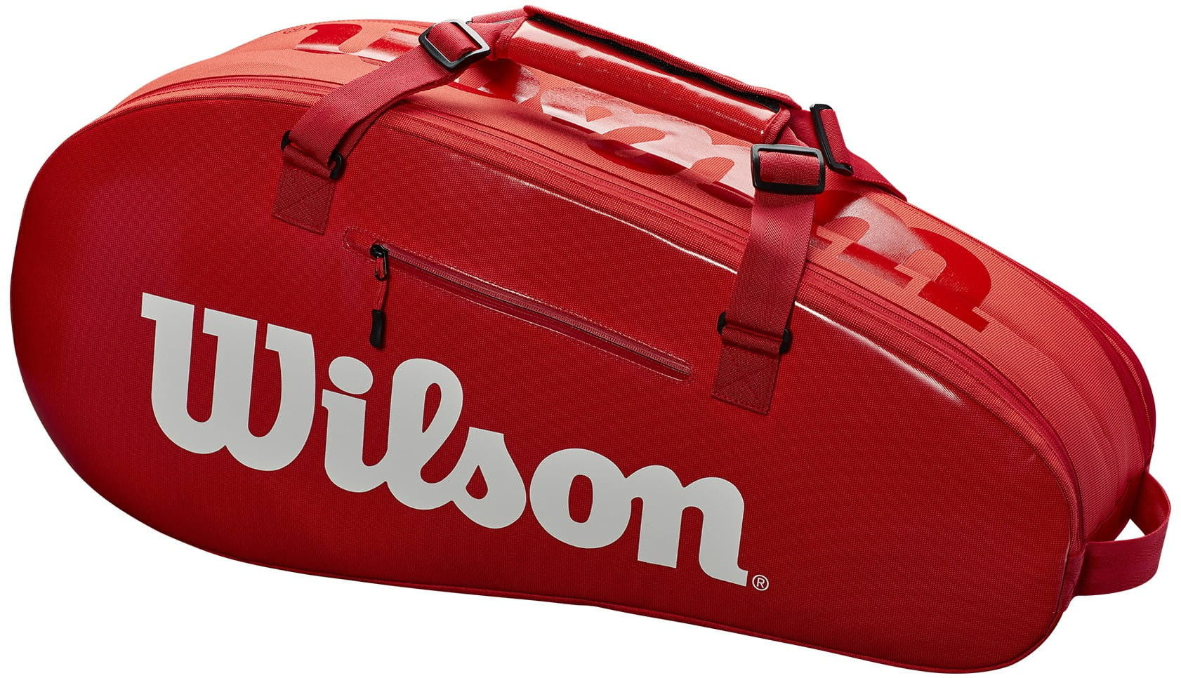 Wilson Super Tour 2 Comp Small - red