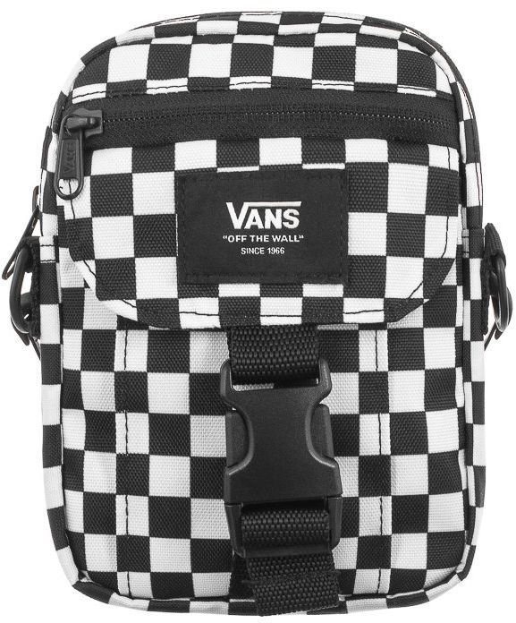Listonoszka Vans New Varsity Shoul Black/White VN0A5FGKHU01 (VA340-a)