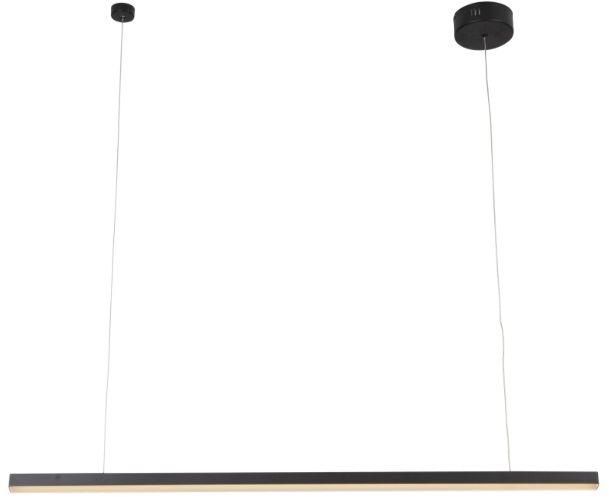 Lampa wisząca Trio 1 P0310 MAXlight czarna oprawa w nowoczesnym stylu