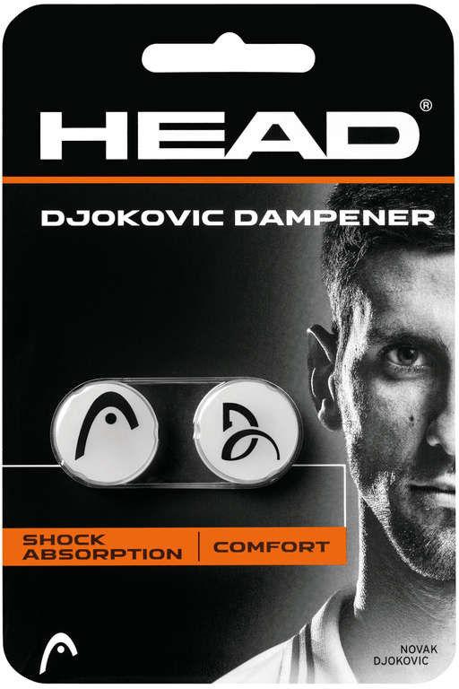Head Djokovic Dampener - white/black