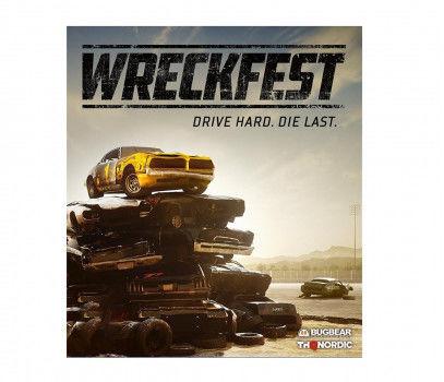 Wreckfest PL (Digital - klucz Steam)