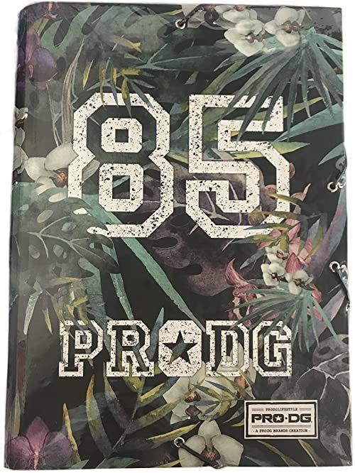 PRODG PRODG Folder Jungle wieszak na torebkę, 32 cm, wielokolorowy (wielokolorowy)
