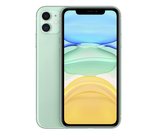 Apple iPhone 11 64GB Zielony/Green MHDG3PM/A