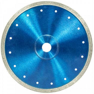 Tarcza diamentowa cienka do cięcia płytek glazurniczych 125x22,2mm DEDRA H1072