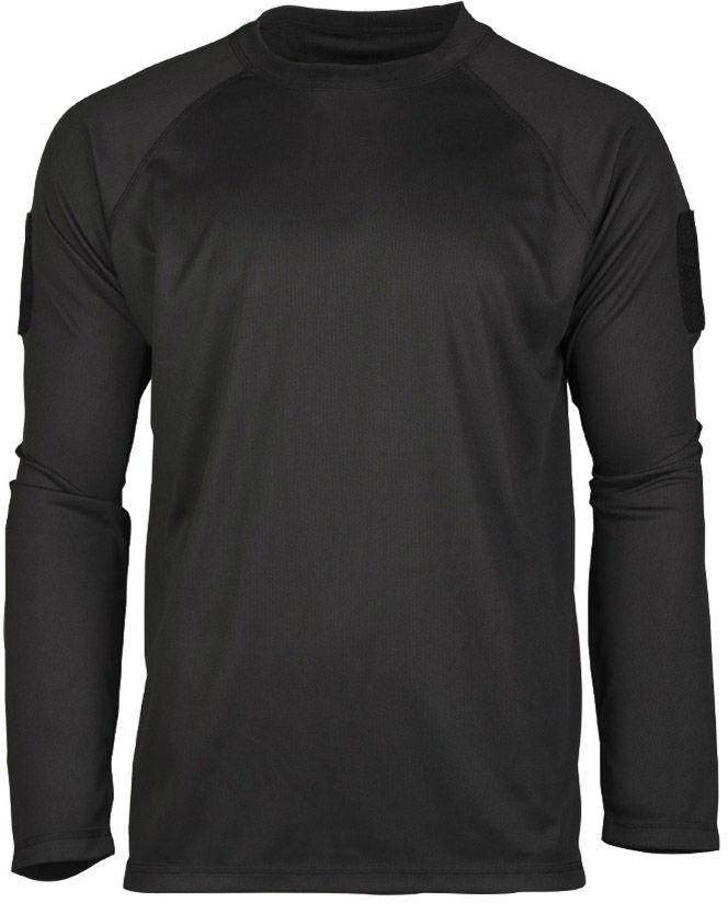 Koszulka termoaktywna Mil-Tec Tactical Black D/R (11082002)