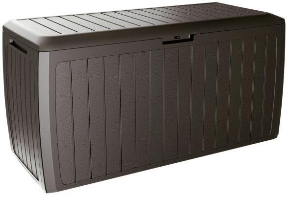 Skrzynia ogrodowa Boxe Board 290L MBBD290 umbra