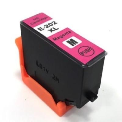 Tusz Zamiennik 202 XL do Epson (C13T02H34010) (Purpurowy) - DARMOWA DOSTAWA w 24h