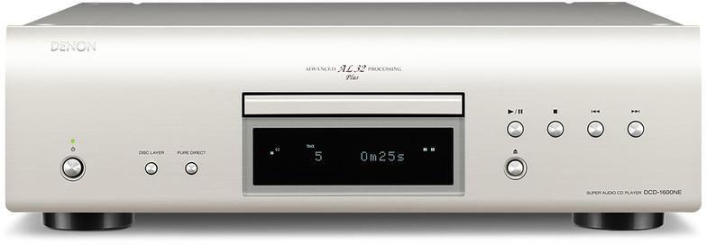 Denon DCD-1600NE Premium Silver - Odtwarzacz CD Raty 0% Dostawa 0zł Salon Warszawa