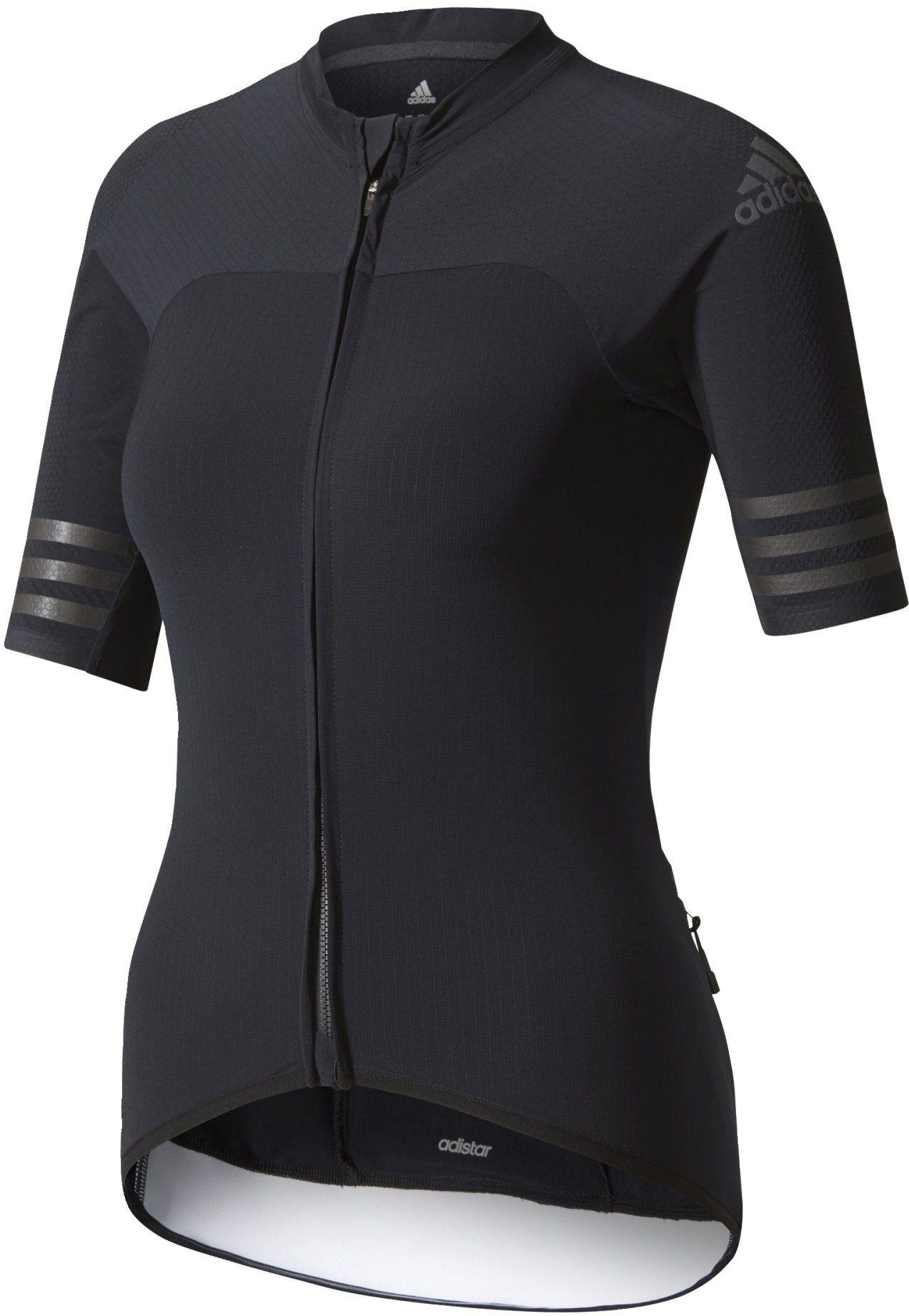 adidas damska koszulka piłkarska Adistar Engineered Woven czarny Black/Blkref S