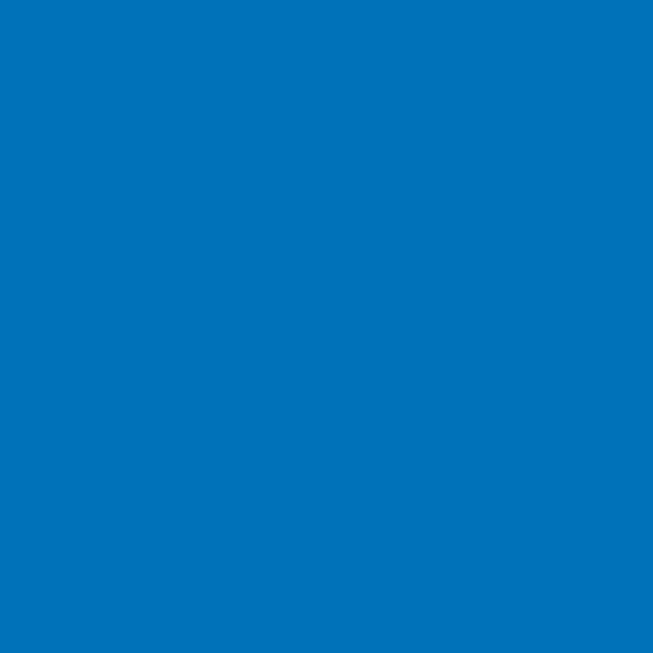 Colorama Colormatt LL CO5047 Electric blue - tło winylowe matowe