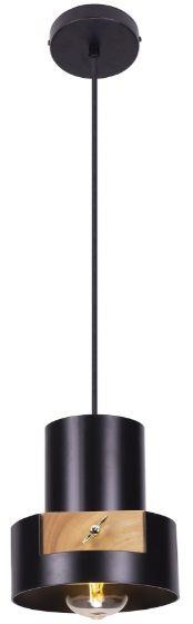 Lampa wisząca C-Linder P0349 MAXlight chromowa oprawa w nowoczesnym stylu