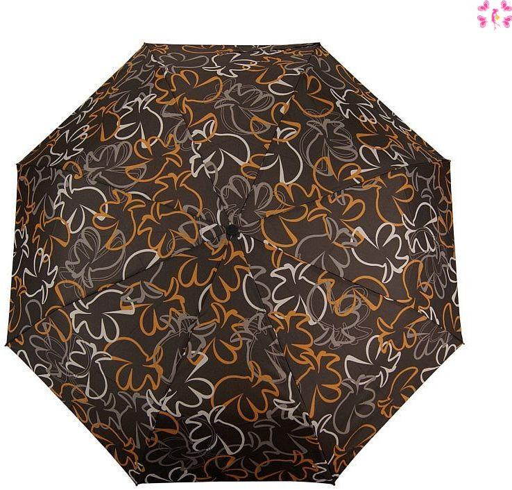 Parasolka Doppler damska full-automat BrownTrio