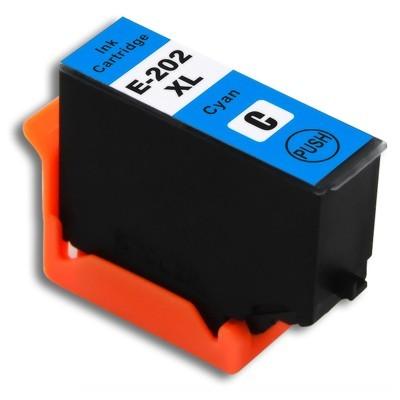 Tusz Zamiennik 202 XL do Epson (C13T02H24010) (Błękitny) - DARMOWA DOSTAWA w 24h